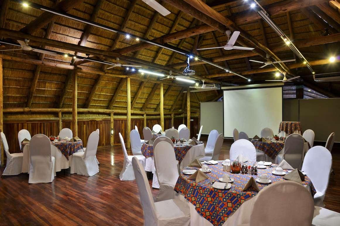 Victoria Falls Safari Lodge - Indaba Conference Room