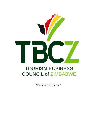 Tourism Business Council of Zimbabwe Logo - Victoria Falls Safari Lodge