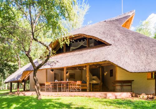 Lokuthula Lodges - Victoria Falls Safari Lodge