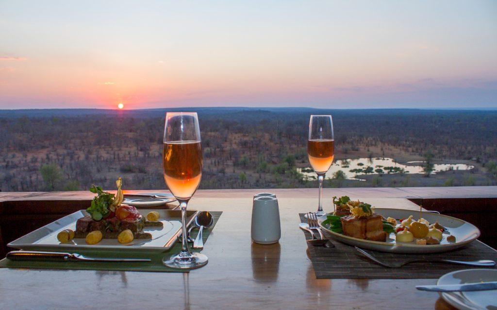 Couples special - Victoria Falls Safari Lodge