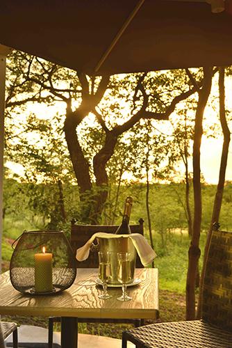 Victoria Falls Safari Suites - Zimbabwe