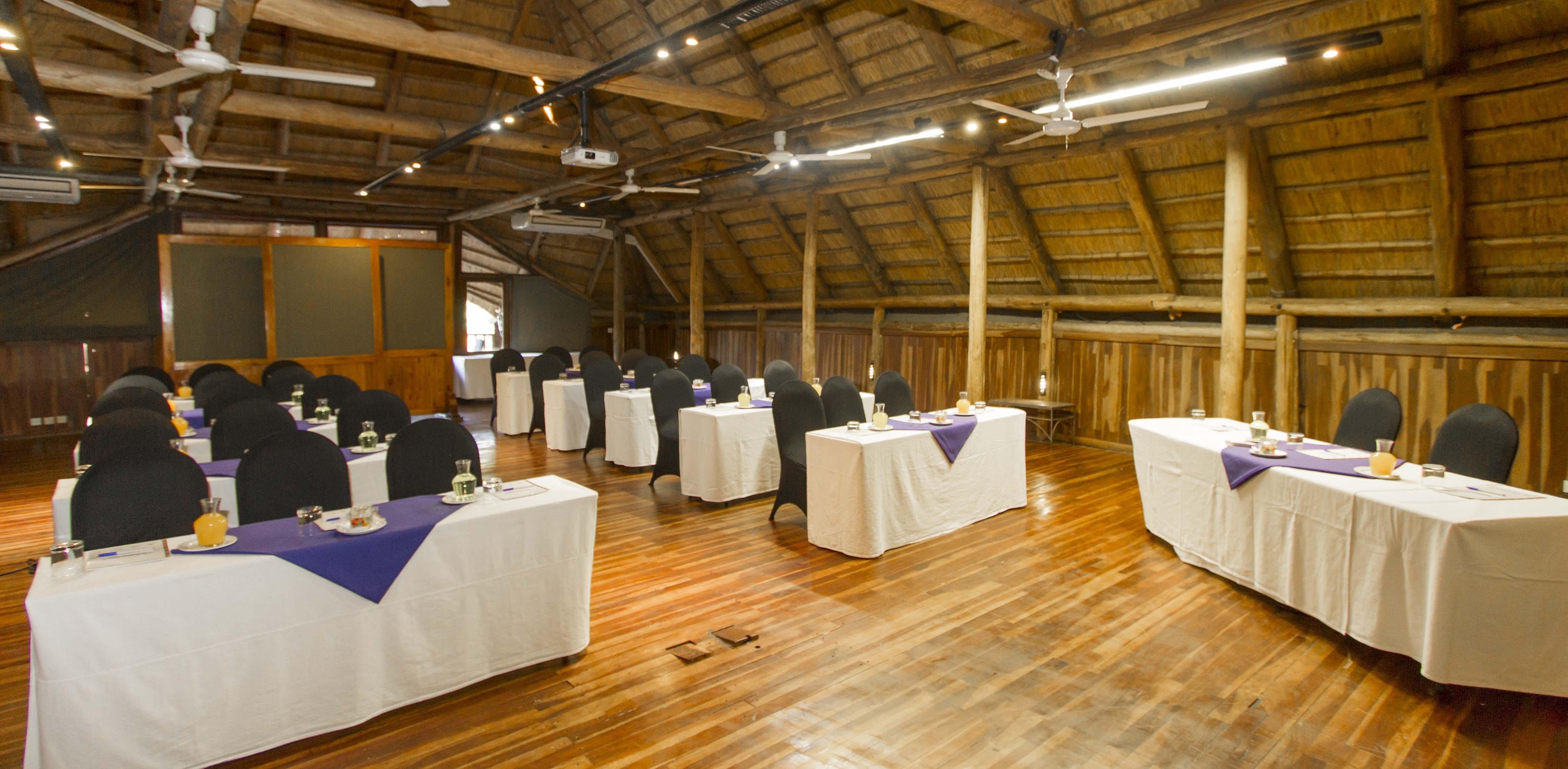 Victoria Falls Safari Lodge - Conference Room