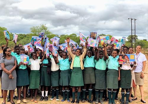Community And Enviroment Schools - Victoria Falls Safari Lodge