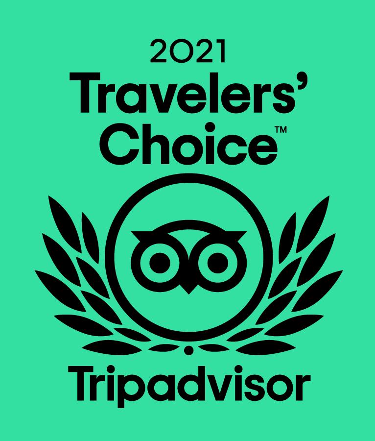 Trip Advisor Award Logo